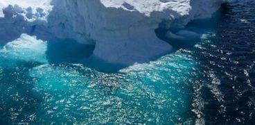 انفصل الجبل الجليدي (A68) عن القارة القطبية الجنوبية