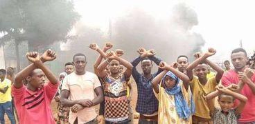 إثيوبيون ينددون بالأوضاع الداخلية والعنف في بلادهم (أرشيفية)