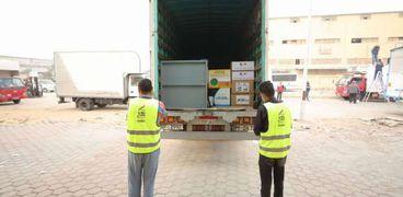 مساعدات صندوق تحيا مصر