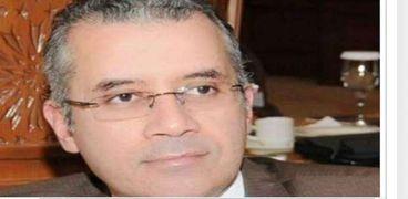حسين عثمان- رئيس مجلس إدارة دار ريشة