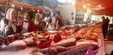 سوق السمك ببورسعيد