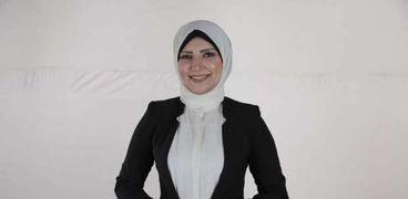 الدكتورة رشا أبو شقرة، عضوة مجلس النواب عن تنسيقية شباب الأحزاب والسياسين