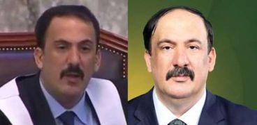 القاضي محمد عريبي الذي حاكم الرئيس العراقي صدام حسين