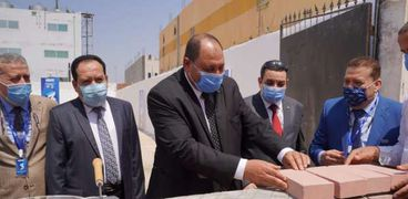 مصطفى الصياد نائب وزير الزراعة