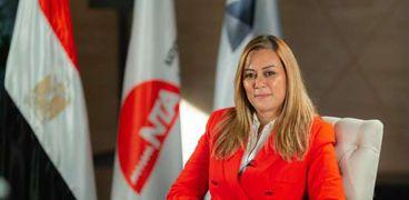 رشا راغب المدير التنفيذي للأكاديمية الوطنية للتدريب
