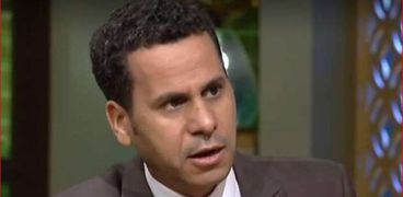الكاتب الصحفي، محمود الضبع