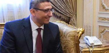 المستشار أحمد سعد الدين، وكيل مجلس النواب الجديد