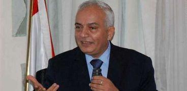 الدكتور رضا حجازي نائب وزير التربية والتعليم لشئون المعلمين