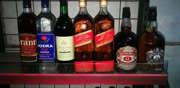 مشروبات كحولية