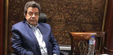 الدكتور مجدى حسن، نائب رئيس اتحاد منتجى الدواجن