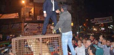 المرشح صابر أبو خشبة
