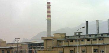 محطة نطنز النووية