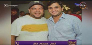محمد عبدالرحمن ومصطفى خاطر