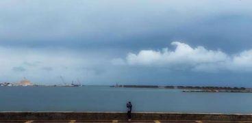 طقس الإسكندرية اليوم الثلاثاء أمطار غزيرة ورياح باردة