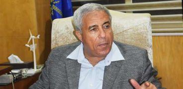 محافظ أسوان اللواء أحمد رشدي