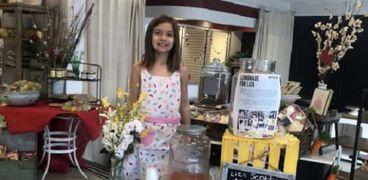 طفلة تجمع تبرعات لسداد تكلفة جراحة في المخ