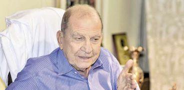 الدكتور محمد أبوالغار