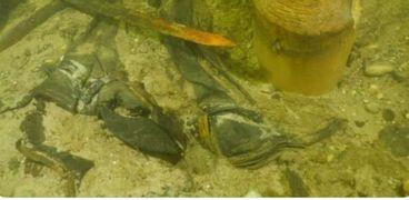 العثور على جثة جندي منذ 500 عاماً