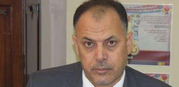 انور رحيم رئيس مجلس ادارة الغرفة التجارية بمطروح