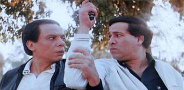 جانب من فيلم سلام يا صحبي - صورة أرشيفية