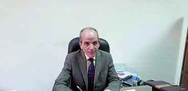 السيد عطا  .. رئيس قطاع التعليم بوزارة التعليم العالي والبحث العلمي