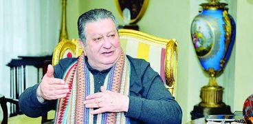 الربان عمر المختار صميدة، رئيس حزب المؤتمر