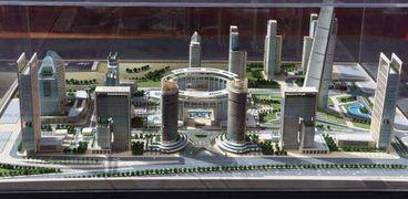 العاصمة الادارية..صورة أرشيفية