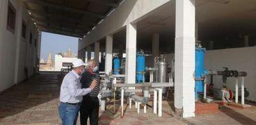 شركة مياه الشرب