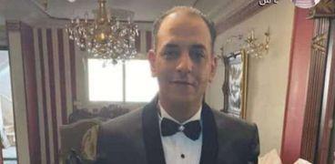 الشاب محمد مجدي الذي توفي بعد زفافه بـ19 يوم