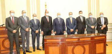 بروتوكول تعاون بين «القاهرة» و«البريد» لصرف تعويضات المشروعات القومية