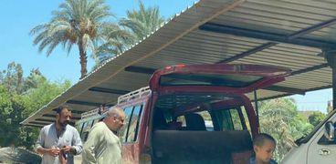 حقيقة تعديل تعريفة المواصلات بعد زيادة أسعار البنزين في محافظة سوهاج