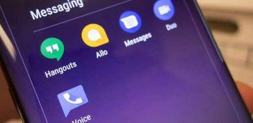 حذف «جوجل ديو» قد يهبط بمبيعات الهواتف الحديثة للشركة الصينية