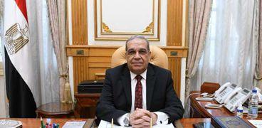 المهندس محمد أحمد مرسي، وزير الدولة للإنتاج الحربي