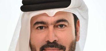 محمد بن عبدالله القرقاوي وزير شؤون مجلس الوزراء الإماراتي