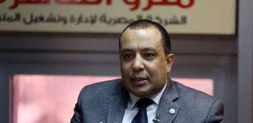 أحمد عبدالهادي المتحدث الرسمي باسم شركة مترو الأنفاق