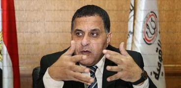 رئيس سكك حديد مصر
