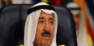 الشيخ صباح الأحمد الجابر أمير دولة الكويت
