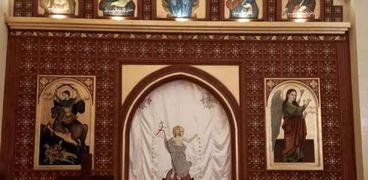 بشرى سارة للأقباط.. عودة صلاة القداسات بكنائس وأديرة الفيوم بحضور شعبي