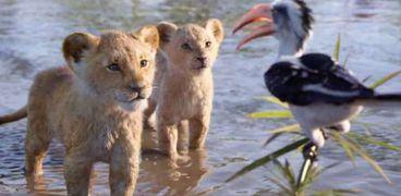 """مشهد من فيلم """"The Lion King"""""""