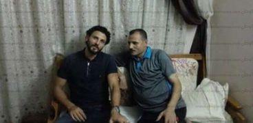 حسام غالي يدعم نادي بيلا الرياضي بكفر الشيخ بأطقم ملابس رياضية