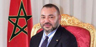 عاهل المغرب الملك محمد السادس