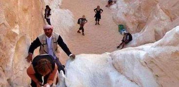 المعالم السياحية في جنوب سيناء