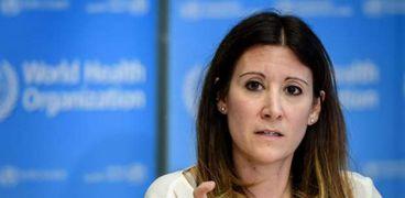 الدكتورة ماريا فان كيركوف الخبيرة بمنظمة الصحة العالمية