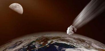 ناسا تطلق مركبة فضائية لتدمير كويكبين