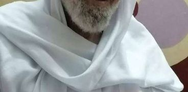 الحاج عبدالله مصطفي عبدربه توفي وهو ساجد