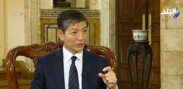 السفير الصيني في القاهرة لياو لي تشيانج