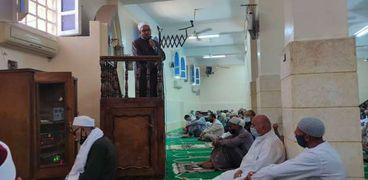 خطبة الجمعة اليوم عن المواساة في القرآن الكريم