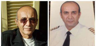 الكابتن أشرف سعد أبو اليسر