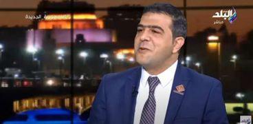 الدكتور محمد غنيم.. عضو تنسيقية شباب الأحزاب والسياسين