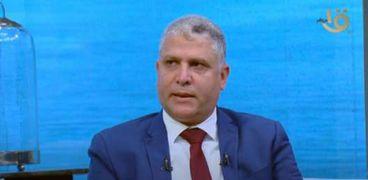 ياسر عبد السلام مدير العمليات الميدانية ببرنامج تكافل وكرامة بوزارة التضامن الاجتماعي